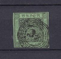 Baden - 1853 - Michel Nr. 6 - Baden
