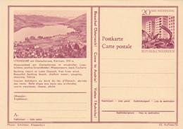 Entier  Postal Stationery - Autriche / Österreich - Steindorf Am Ossiachersee, Kärnten, 612m - Entiers Postaux