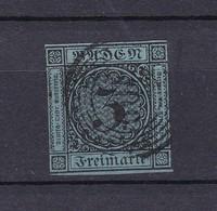 Baden - 1858 - Michel Nr. 8 - 40 Euro - Baden