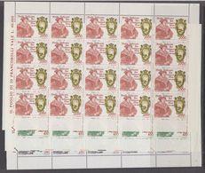 Vatican City 1985 San Tommaso Moro 3v Sheetlets (unfolded) ** Mnh (F7974) - Ongebruikt