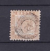 Baden - 1864 - Michel Nr. 20 B - 120 Euro - Baden
