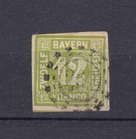 Bayern - 1862 - Michel Nr. 12 - 100 Euro - Bayern