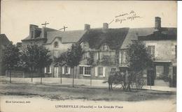 Lingreville-La Grande Place. - France