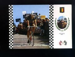 CPSM -  Eddy Merckx - Belgique - Serie Ciclismo N° 1 - Cycling