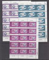 Malta 1988 International Organisations 3v (15x) ** Mnh (44316) - Malta