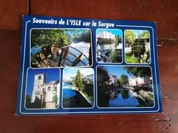 84 - Souvenir De L'Isle Sur La Sorgue - Multivues - L'Isle Sur Sorgue