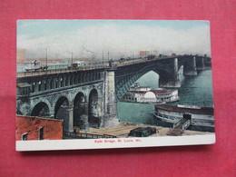 Eads Bridge   St Louis – Missouri  Ref    3567 - St Louis – Missouri