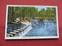 Brackenridge Park Texas > San Antonio   Ref    3567 - San Antonio