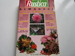 RUSTICA - ALMANACH 1992 - Garden