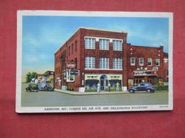 Corner Store Bel Air Ave    Aberdeen  Maryland >     Ref    3567 - Sonstige