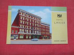 Hotel Lanier  Macon - Georgia      Ref    3567 - Sonstige