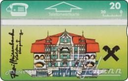 AUSTRIA Private: *Raiffeisenbank Velden* - SAMPLE [ANK P120A] - Autriche
