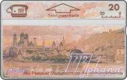 AUSTRIA Private: *Passau - Börse* - SAMPLE [ANK P130] - Oesterreich