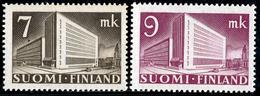 FINLAND 1942 Definitive Lions 7 Mk + 9 Mk, MI 269-270**MNH - Nuovi