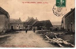 [21] Côte D'Or >LA ROCHE EN BRENIL- BIERRE -LA PLACE-23/11/1910  - Par  Convoyeur (voir Les Explications)TAXÉE - Other Municipalities