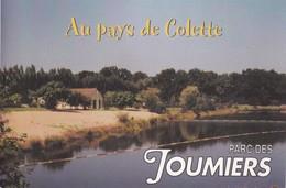 89 Saint Sauveur En Puisaye, Parc Des Joumiers, Au Pays De Colette, Camping Caravaning Motel - Saint Sauveur En Puisaye