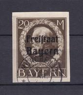 Bayern - 1920 - Michel Nr. 170 B - 140 Euro - Bayern