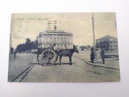 Cartolina Catania Piazza S. Maria Gesù Per Viterbo - Catania
