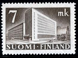 FINLAND 1942 Definitive Lions 7 Mk MI 269a+269b**MNH DEXTRINE INVISIBLE GUM - Nuovi