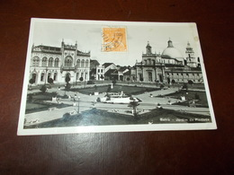 B733  Bahia Brasile Cm14x9 Piega Ad Angolo - Non Classificati