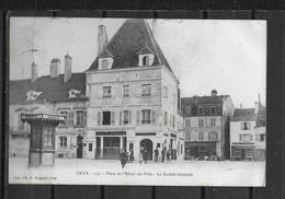 70 GRAY HOTEL DE VILLE ET SOCIETE GENERALE - Gray