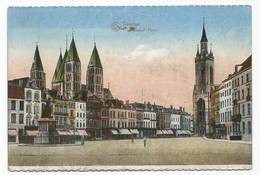 Tournai Grand Place Doornik - Doornik