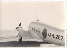 Avion YA-L.262 - Pte Photo… C.1947 Aéroport De Nice - Aviation