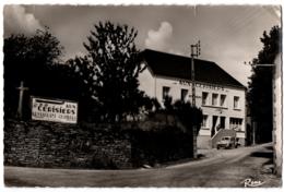 CPSM 29 - LA FORET FOUESNANT (Finistère) - 5056. Hôtel Des Cerisiers - La Forêt-Fouesnant