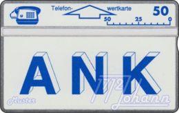 AUSTRIA Private: *ANK - 50E* - SAMPLE [ANK P126M] - Autriche