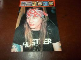 B733   Guns N' Roses Non Viaggiata - Musica E Musicisti
