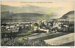 38. SEYSSINS Et Montagnes De L'Oisans . - Other Municipalities