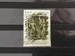 Sri Lanka - Beeldhouwwerk Tempel (35) 2015 - Sri Lanka (Ceylon) (1948-...)