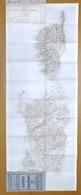 Touring Club Italiano - TCI - Carta Delle Isole Di Corsica E Sardegna - 1902 - Altre Collezioni