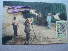 CONGO BELGE : La Photographie Au Congo En 1911 - Congo Belge - Autres
