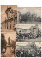 Mechelen  Malines:mooi Lot Van 100 Oude Postkaarten - 100 - 499 Karten