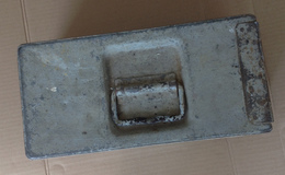 Caisse Munitions Double Mg 08 Allemagne Ww1 Ww2 - 1914-18