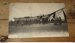 BERCK PLAGE : Ul'hanna S'echoue Le 26/01/1914 …... … PHI.......2673 - Berck