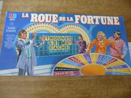 """Jeux De Société """"LA ROUE DE LA FORTUNE"""" Des Années 1980 - Jeux De Société"""