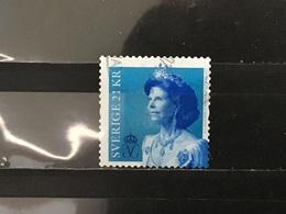 Zweden / Sweden - Koningin Sylvia (21) 2017 - Gebruikt