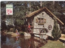 1967 Floralies Internationales Avril à Octobre 1967 - Nr 18 Parc Floral Orléans La Source - Ed. J Boulas - Orleans