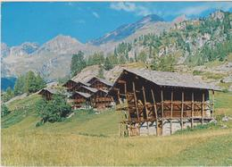 Alagna-valsesia Frazione Dorf - Italia