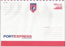 Cuba 2004 Postal Stationary Lighthouses Express New Price $5.00 - Faros