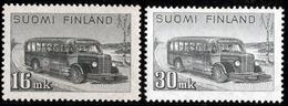 FINLAND 1946-1947 Definitive Set Of 2v MI 329-30**MNH - Finlande