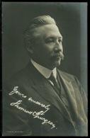Ref 1327 - Early Real Photo Postcard - Thomas Spurgeon Baptist Minister - Religion Theme - Christianity