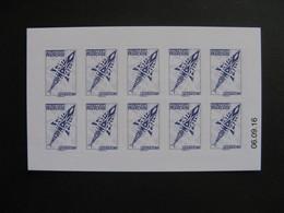 Polynésie:  TB Carnet  N° C 1073 - 4, Daté Du 06.09.16 , Neuf XX. - Carnets