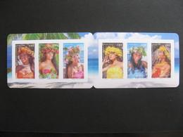 Polynésie:  TB Carnet  N° C 1035 , Neuf XX. - Carnets