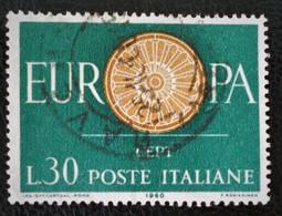 EUROPA 1960 - OBLITERE - YT 822 - MI 1077 - 6. 1946-.. Republic