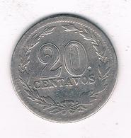 20 CENTAVOS 1912 ARGENTINIE /6284/ - Argentine