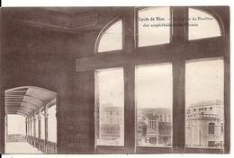 LYCEE. VUE PRISE DU PAVILLON DES AMPHITHEATRES DE CHIMIE - Monuments, édifices