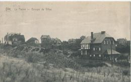 De Panne - La Panne - Groupe De Villas - Star 1681 - 1925 - De Panne
